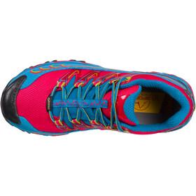 La Sportiva Ultra Raptor GTX Chaussures de running Femme, neptune/orchid